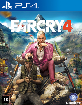 Imagem de FAR CRY 4 - PS4