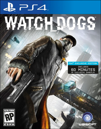 Imagem de WATCH DOGS - PS4