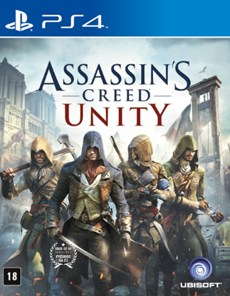 Imagem de ASSASSIN´S CREED UNITY - PS4