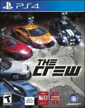 Imagem de THE CREW - PS4
