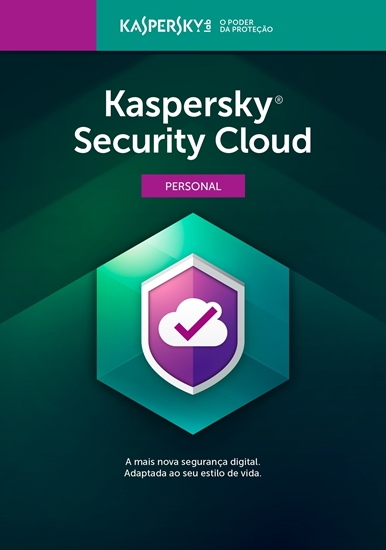 Picture of KASPERSKY SECURITY CLOUD PERSONAL 5 DISPOSITIVOS 1 ANO BR DOWNLOAD
