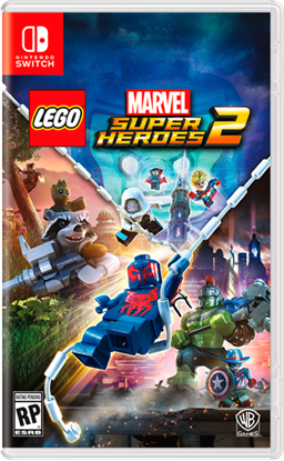 Imagem de LEGO MARVEL SUPER HEROES 2 SWITCH BR