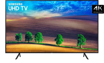 "Imagem de SAMSUNG TV LED 58"" NU7100 SMART TV 4K UHD"