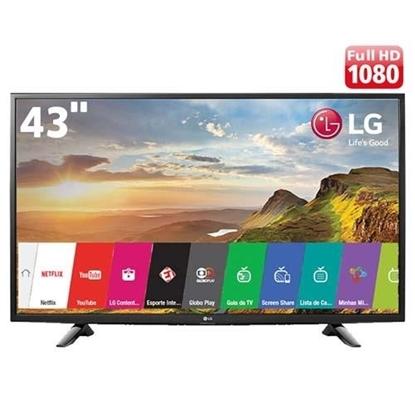 "Imagem de TV LG 43LK571C TV LED MODO HOTEL 43"" SMART"