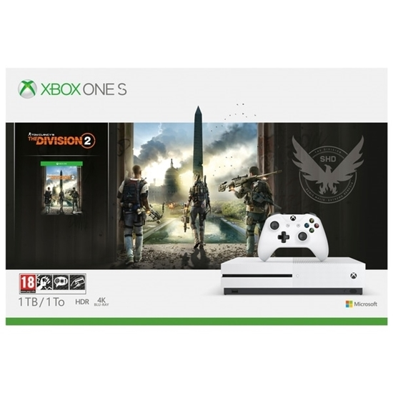 Picture of XBOX ONE S 1TB THE DIVISION 2