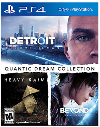 Imagem de QUANTIC DREAM COLLECTION PS4