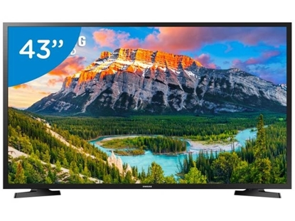 """Imagem de SAMSUNG TV LED 43"""" J5290"""