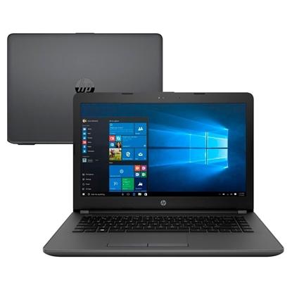 "Imagem de NOTEBOOK HP 240 G6 - I5 - 4GB DDR4 2133MHZ - HD 500 GB  - TELA 14"" WIN HOME - 1 ANO"
