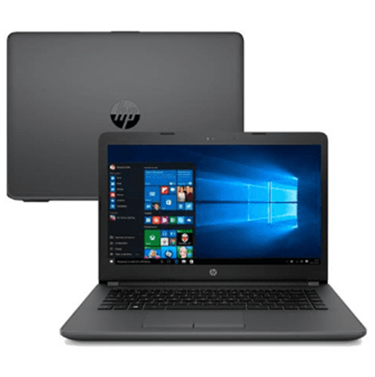 """Picture of NOTEBOOK HP 240 G6 - I5 7200U - 8GB DDR4 2133MHZ - HD 500GB - TELA 14"""" - WIN 10 PRO - 1 ANO"""