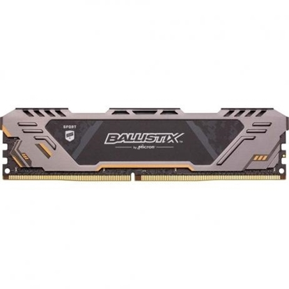 Imagem de MEMORIA BALLISTIX DESKTOP 8GB DDR4 2666 COM DISSIPADOR