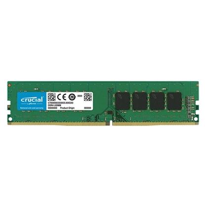 Imagem de MEMORIA CRUCIAL DESKTOP 4GB - DDR4 - 2400MHZ - CL17 - PC4-192000 - DIMM- MICRON