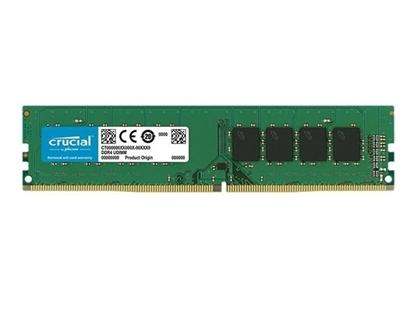 Imagem de MEMORIA CRUCIAL DESKTOP 16GB - DDR4 2666 / 2400 CL19 SR x8 UDDIM - MICRON