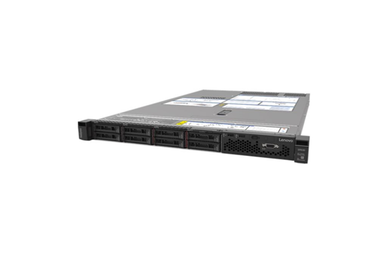 Picture of SERVIDOR LENOVO THINKSYSTEM SR530 RACK 1U - 7X08100HBR