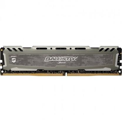 Imagem de BLS16G4D26BFSB I - MEMORIA BALLISTIX SPORT LT GREY 16GB DDR4 2666 MT/S [PC4-21300] CL16 DR x8 Unbuffered DIMM 288pin
