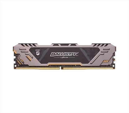 Imagem de BLS16G4D32AEST I  MEMORIA BALLISTIX SPORT DESKTOP 16GB DDR4 3200 MT /s [PC4-25600] CL16 DR x8 Unbuffered  DIMM 288pin