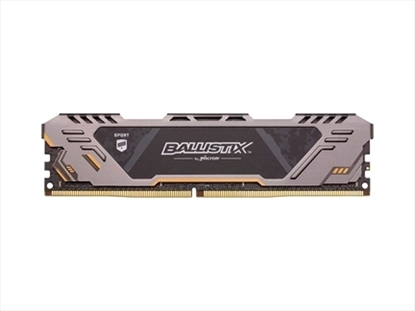 Imagem de BLS8G4D30CESTK I- MEMORIA BALLISTIX SPORT LT DESKTOP 8GB DDR4 3000 MT/s [PC4-24000] CL17 SR x8 Unbuffered DIMM 288pin