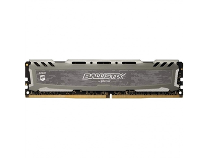 Imagem de MEMORIA DESKTOP BALLISTIX SPORT LT 8GB DDR4 3000 MT/s [PC4-24000] CL15 SR x8 Unbuffered DIMM 288pin