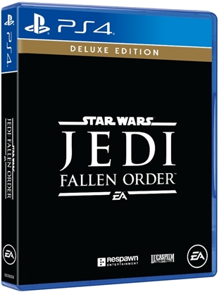 Imagem de STAR WARS JEDI FALLEN ORDER DELUXE PS4
