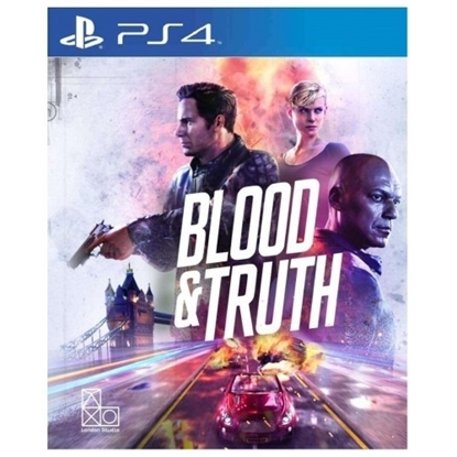 Imagem de BLOOD & TRUTH VR PS4