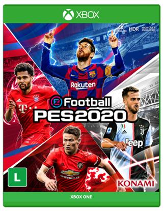 Imagem de PES 2020 EFOOTBALL XONE