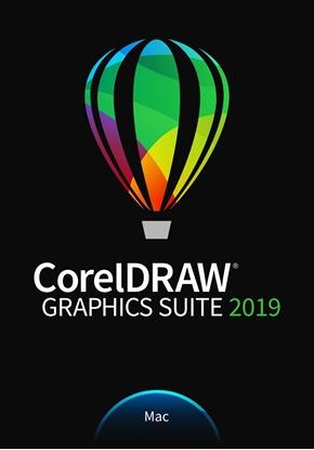 Imagem de CORELDRAW GRAPHICS SUITE 2019 MAC