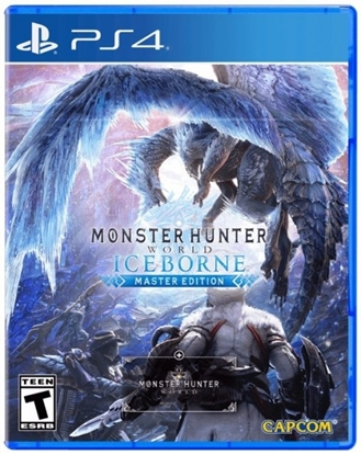 Imagem de MONSTER HUNTER ICEBORNE PS4