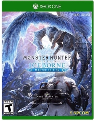 Imagem de MONSTER HUNTER ICEBORNE XONE