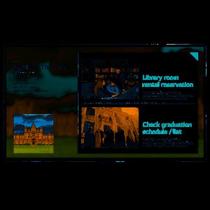 "Imagem de MONITOR PROFISSIONAL LFD LED STAND ALONE 55"" FULL HD 55SE3KE"