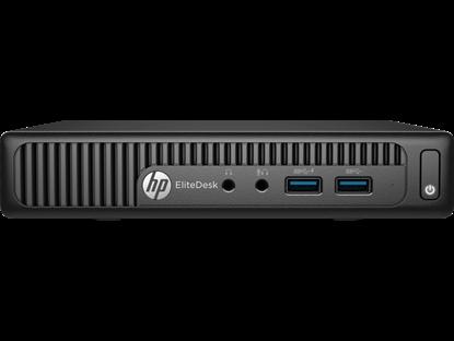 Imagem de COMPUTADOR HP ELITEDESK DM 705 AMD A6 - 4GB SDRAM 2133MHZ - HD 500GB - WIN 10 HOME - 3 ANOS ON SITE