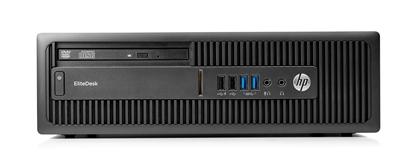 Imagem de COMPUTADOR HP ELITDESK 705 SFF AMD A6 - 4GB SDRAM 2400MHZ - SSD 128 GB - FREE DOS - 3 ANOS ON SITE
