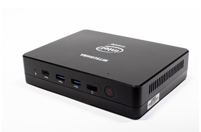 Imagem de MINI PC MITSUSHIBA - QUAD CORE J3455 6GB/ SSD 256GB