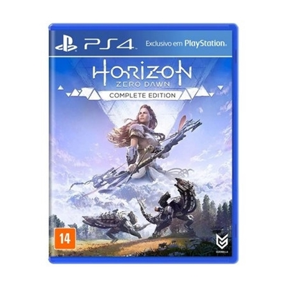 Imagem de HORIZON ZERO DAWN COMPLETE EDITION HITS PS4