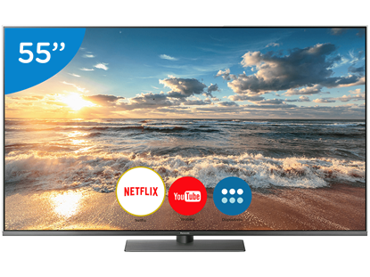 "Imagem de PANASONIC SMARTV 55"" 4K HD - TC-55FX800B"