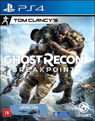 Imagem de GHOST RECON: BREAKPOINT PS4