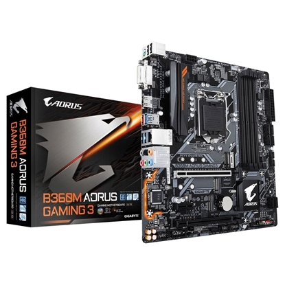 Imagem de MB P/ AMD AORUS M I CHIPSET B450, SOCKET AM4, DDR4