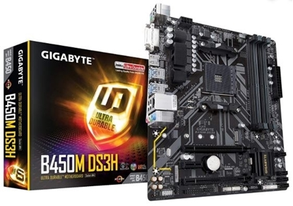 Imagem de MB P/ AMD DS3H I CHIPSET B450, SOCKET AM4, DDR4