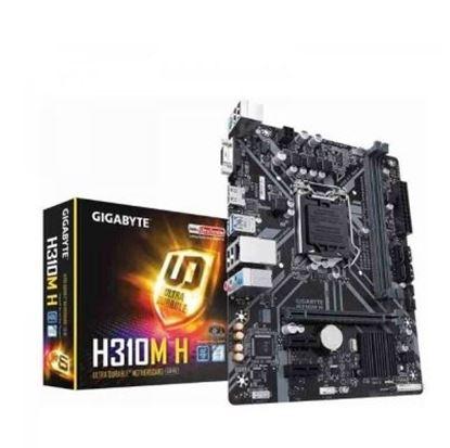 Imagem de H310M H 2.0 I   MOTHERBOARD P/ INTEL LGA 1151 9º GERAÇÃO  CHIPSET H310 DDR4 PCI