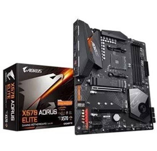 Picture of X570 AORUS PRO I   MOTHERBOARD P/ AMD SOCKET AM4 3º GERAÇÃO CHIPSET AMD X570 PCI EXPRESS 16