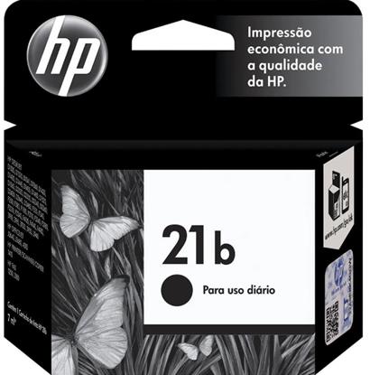 Imagem de CARTUCHO DE TINTA HP 21b PRETO