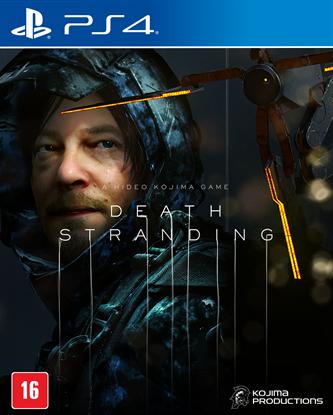 Imagem de DEATH STRANDING PS4