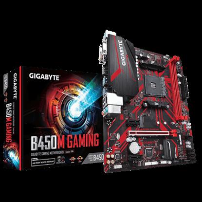 Imagem de B450M GAMING I  MB P / AM4 RYZEN 2º GERAÇÃO CHIPSET AMD B450 DDR4 DIM