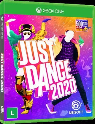 Imagem de JUST DANCE 2020 XONE