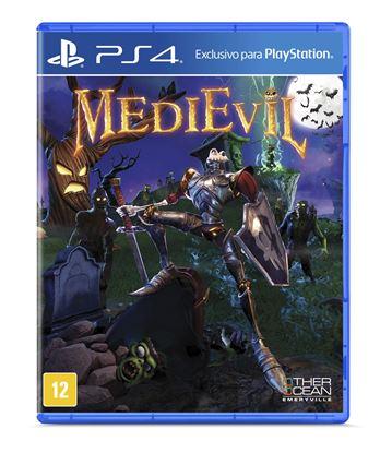 Imagem de MEDIEVIL PS4