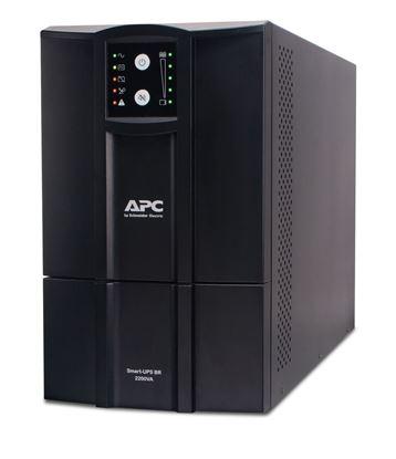 Imagem de APC NOBREAK SMART UPS BR 2200VA, 220V - SMC2200XLI-BR