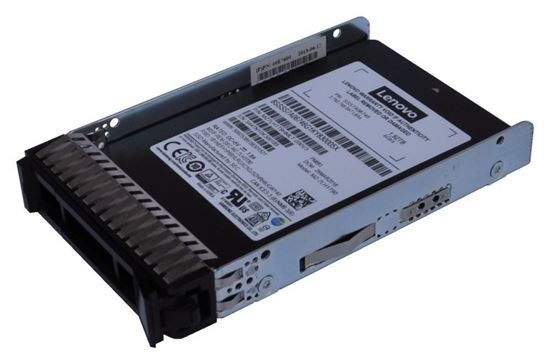 """Picture of LENOVO THINKSYSTEM SSD 2.5"""" 480GB PM883 SATA 6Gbps - 4XB7A10196"""