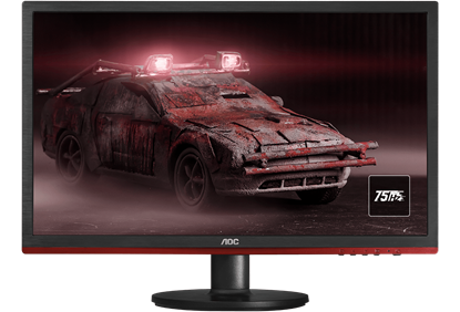 "Imagem de MONITOR GAMER AOC 24"" LED WIDE - G2460VQ6"