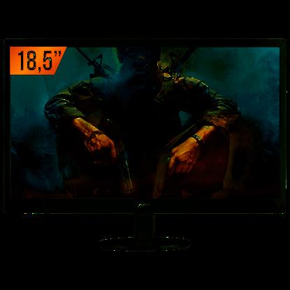 """Imagem de MONITOR AOC 18,5"""" LED WIDE - E970SWNL"""