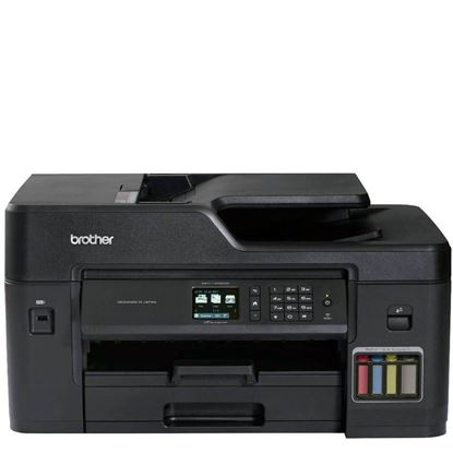 Imagem de MULTIFUNCIONAL BROTHER JATO DE TINTA A3 COLORIDA MFC-T4500DW 22PPM/ CM30.000