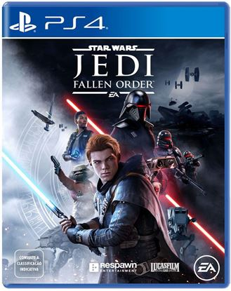 Imagem de STAR WARS JEDI FALLEN ORDER PS4