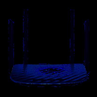 Imagem de ROTEADOR TP-LINK WIRELESS GIGABIT AC1200 - DUAL BAND - 4 ANTENAS - COM RESET PRESET - FIRMWARE CONFIGURAVEL - ARCHER C5<W>